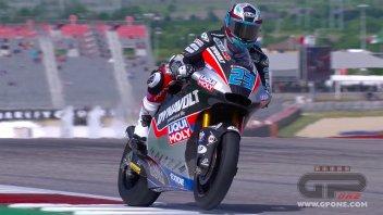 Moto2: Doppietta Dynavolt in FP1: Schrotter svetta su Luthi, quarto Marini