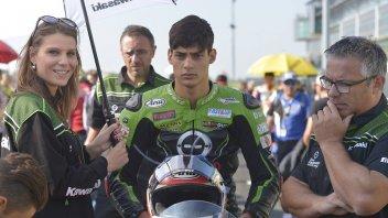 Moto2: Manzi dovrà operarsi, Ruiu sulla MV Agusta ad Austin