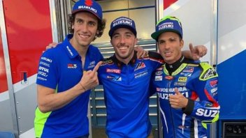 MotoAmerica: Elias and Herrin like Rins: factory Suzukis for Toni and Josh