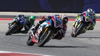 MotoAmerica: Herrin wins in Austin to give Suzuki a hat trick