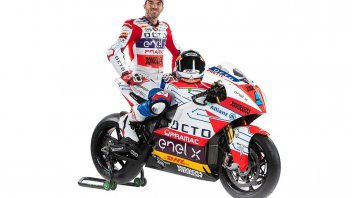 MotoE: Alex De Angelis, the... electric knight