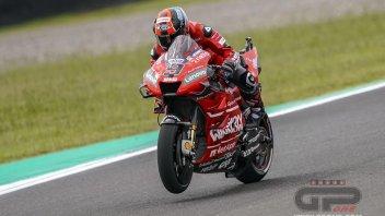 """MotoGP: Petrucci: """"Oggi ero io il pollo al tavolo da poker"""""""