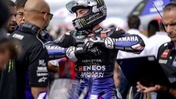 """MotoGP: Vinales affranto: """"Sono due anni che mi faccio le stesse domande e non ho risposte"""""""