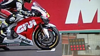 MotoGP: A video confirms Crutchlow's jump start