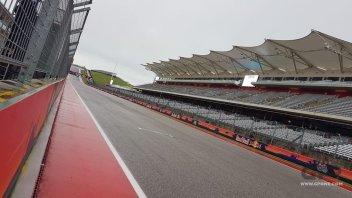MotoGP: Uncini: La pista di Austin ha drenato bene, le FP3 non sono a rischio