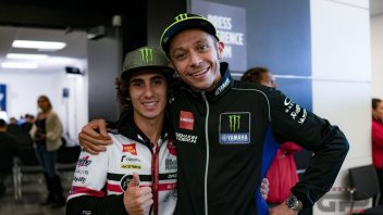"MotoGP: Rossi: ""Beat Marquez? I'd already like to ride alongside him."""