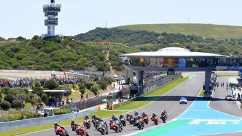 MotoGP: Michelin: a plethora of tires at Jerez with the new asphalt