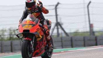 "MotoGP: P. Espargarò: ""La KTM non soffre le buche, ha mentalità da Cross"""