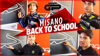 MotoGP: Ride hard in Misano: the champions of the VR46 Academy explain it to you