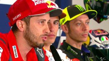 """MotoGP: Dovizioso: """"Marquez imbattibile ad Austin? Ognuno ha le sue piste"""""""