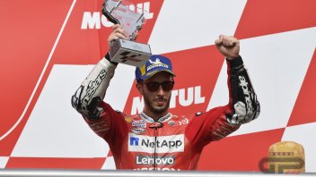 MotoGP: Andrea Dovizioso closes in on Mick Doohan