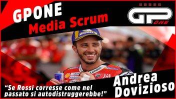 MotoGP: Andrea Dovizioso: non correrò fino a 40 anni come Rossi