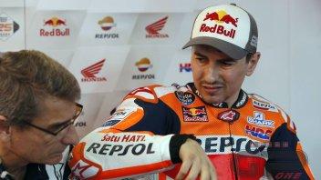"""MotoGP: Lorenzo: """"Questa pista è un pericolo per la sicurezza dei piloti"""""""