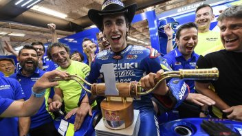 "MotoGP: Rins: ""The win at Austin? Magical because it was unexpected"""
