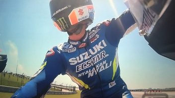 MotoGP: Rins passes the test in Austin with Professor Rossi