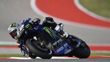 MotoGP: FP2: Vinales batte Marquez ad Austin, 3° Rossi
