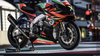 News Prodotto: Aprilia RSV4 X now avalaible in 10 units