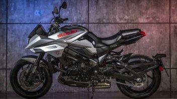 News Prodotto: Suzuki Katana: la roadster di Hamamatsu arriva sul mercato