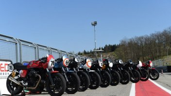 News: Moto Guzzi Fast Endurance: a Varano parte la sfida