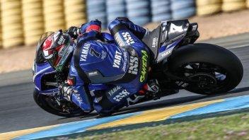 SBK: Canepa e Yamaha beffati, BMW sorprende tutti e centra la pole a Le Mans