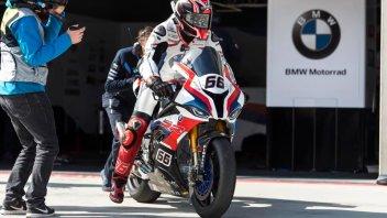 SBK: Sykes fa rinascere la BMW nella FP2 di Assen, 6° Bautista