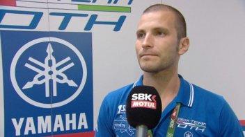 SBK: Toth attacca Barbera: Non voleva correre, ha detto: la moto fa schifo!