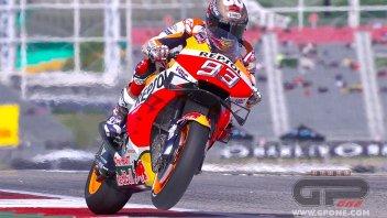 MotoGP: Marquez si aggiudica il primo rodeo ad Austin in FP1