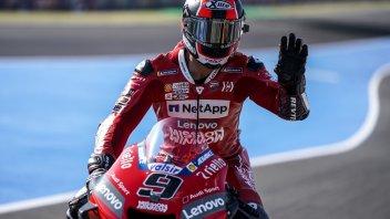 """MotoGP: Petrucci: """"Marquez motivato dall'errore di Austin: è l'uomo da battere"""""""