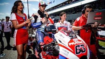 """MotoGP: Bagnaia: """"La lezione di Jerez? Devo essere più ignorante"""""""