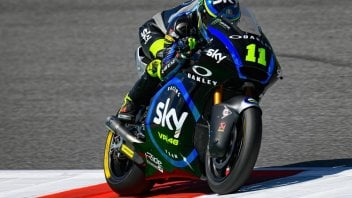 Moto2: Moto2: Bulega and Triumph break through the 300km/h wall at Mugello