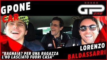 """Moto2: Baldassarri: """"Quella volta che ho lasciato Pecco chiuso fuori casa..."""""""