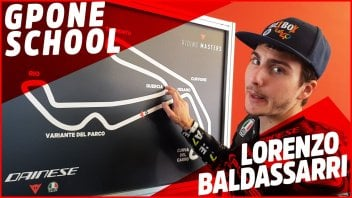 Moto2: Lorenzo Baldassarri, leader del mondiale, rivela i segreti di Misano