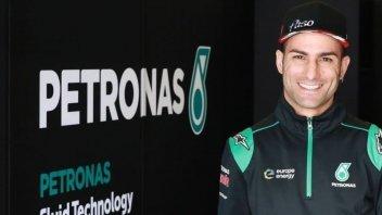 """Moto2: Pasini: """"Se a Le Mans lotteró con Baldassarri non mi tireró indietro"""""""