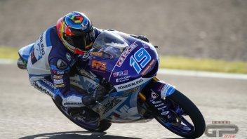 Moto3: FP1:  Rodrigo beffa in extremis Arbolino e Dalla Porta