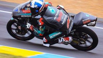 Moto3: Mcphee brucia Arbolino e si prende la pole a Le Mans