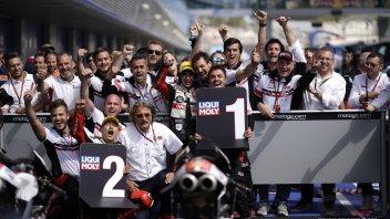 Moto3: Antonelli regala la prima storica vittoria al team Sic58 a Jerez