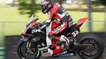 MotoAmerica: Ducati sends reinforcements from Bologna: Marelli electronics for Wyman