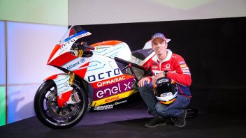 "MotoE: De Angelis: ""Come Spencer, Marquez potrebbe vincere in più classi"""