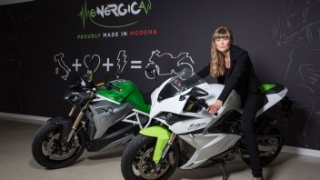 "MotoE: Livia Cevolini, Energica: ""I didn't have time to cry"""