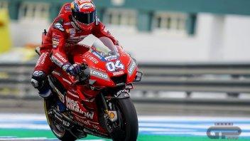 """MotoGP: Dovizioso: """"La nuova moto Honda? Non è simpatico per noi"""""""