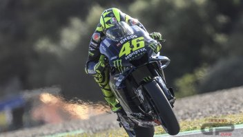 "MotoGP: Rossi: ""Proud of Bagnaia and Morbidelli? Maybe Monday."""