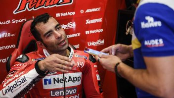 "MotoGP: Petrucci: ""Se sapessi di cosa ho bisogno sarebbe una gran cosa"""