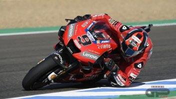 MotoGP: FP3: Petrucci piega Marquez, Rossi e Vinales in Q1
