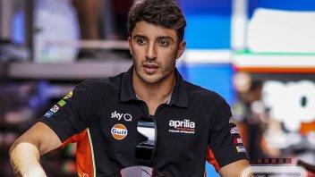 """MotoGP: Iannone: """"Non essere vincente fa male, ma se mi innervosisco è peggio"""""""