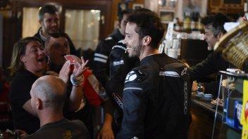 MotoGP: Dovizioso, Petrucci e Pirro: eravamo tre amici al Mugello