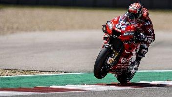 """MotoGP: Dovizioso: """"Aspettare mi sembrava un'idea intelligente. Mi sbagliavo"""""""