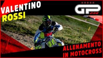 MotoGP: Valentino Rossi vola al Ranch sulla pista da Motocross