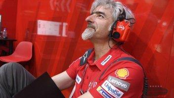 """MotoGP: Dall'Igna: """"Ducati può ottenere gli attuali risultati anche senza di me"""""""