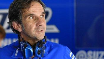 """MotoGP: Brivio: """"Convinceremo con i risultati la Suzuki ad investire di più"""""""
