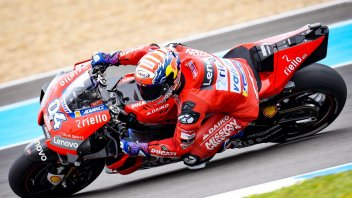 "MotoGP:  Dovizioso: ""I'm disappointed, but not resigned"""